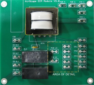 2.5e Control Board v3.0