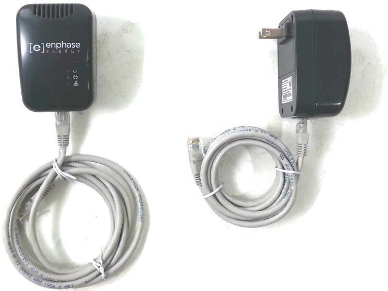 Typical Ethernet over Power
