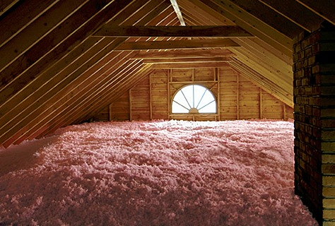 Installation For Attics With Loose Fill Insulation